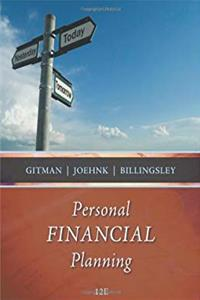e-Book Personal Financial Planning (Available Titles CourseMate) download