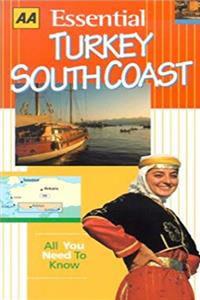 e-Book AAA Essential Guide: Turkey South Coast (Essential Travel Guide Series) download