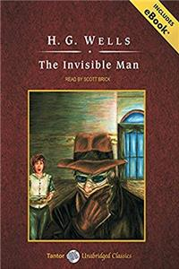 e-Book The Invisible Man, with eBook (Tantor Unabridged Classics) download