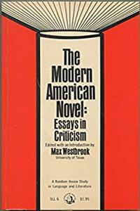 e-Book The Modern American Novel: Essays in Criticism download