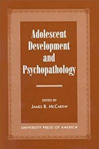 e-Book Adolescent Development and Psychopathology download