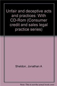 e-Book Unfair and deceptive acts and practices: With CD-Rom (Consumer credit and sales legal practice series) download