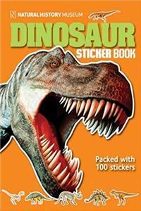 e-Book Natural History Museum Dinosaur Sticker Book download
