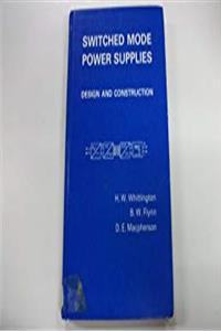 e-Book Switched Mode Power Supplies: Design and Construction (Electronic  Electrical Engineering Research Studies: Electrical Energy) download