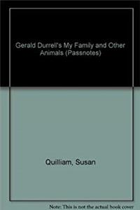 e-Book Gerald Durrell's My Family and Other Animals (Passnotes) download