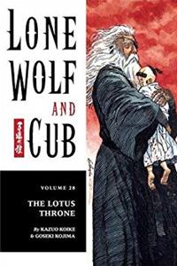 e-Book Lone Wolf  Cub 28: Lotus Throne download