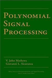 e-Book Polynomial Signal Processing download