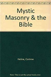 e-Book Mystic Masonry  the Bible download