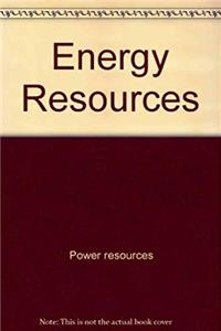 e-Book Energy resources (Resource and environmental sciences series) download