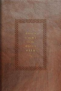e-Book Daily Light on the Daily Path (From the Holy Bible, English Standard Version): The Classic Devotional Book For Every Morning and Evening in the Very Words of Scripture download