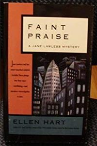 e-Book DEL-Faint Praise: A Jane Lawless Mystery (Jane Lawless Mysteries) download