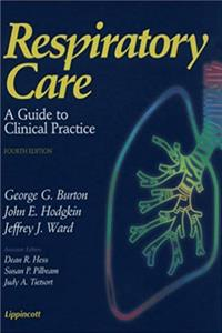 e-Book Respiratory Care: A Guide to Clinical Practice download