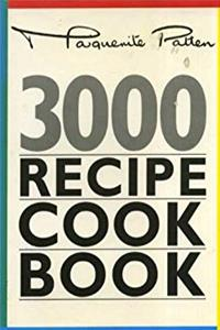 e-Book 3000 Recipe Cookbook download
