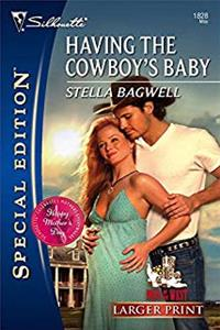 e-Book Having The Cowboy's Baby (Men of the West) download
