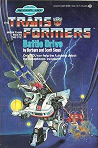 e-Book Battle Drive (Find Your Fate, Junior Transformers, No 2) download