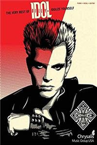 e-Book The Very Best of Billy Idol - Idolize Yourself download