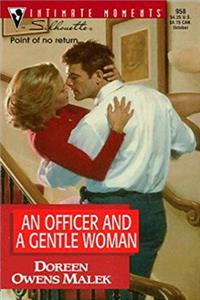 e-Book An Officer and a Gentle Woman (Silhouette Intimate Moments #958) (Men in Blue) download