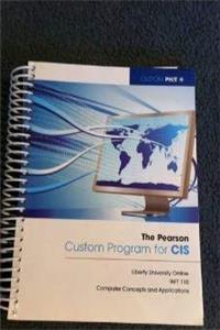 e-Book Custom Program for CIS (Liberty University Online INFT 110) download