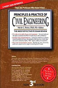 e-Book Principles  Practice of Civil Engineering: The Most Effective Review for the PE Exam (3rd ed) download