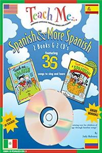 e-Book Teach Me Spanish  More Spanish: 2 Pack (Teach Me) (Spanish Edition) download