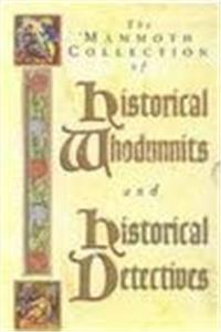 e-Book The Mammoth Collection of Historical Whodunnits and Detectives (Mammoth Books) download