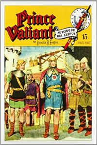 e-Book Prince Valiant, tome 15 : 1965-1967, le Royaume de Camelot download
