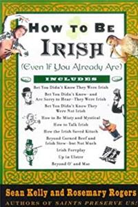 e-Book How to Be Irish (Even If You Already Are) download