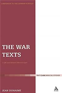 e-Book The War Texts: 1 QM and Related Manuscripts (Companion to the Qumran Scrolls) download