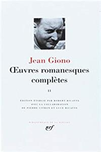 e-Book Giono : Oeuvres romanesques completes, tome 2 (French Edition) (Bibliotheque de la Pleiade) download