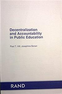 e-Book Decentralization and Accountability in Public Education download