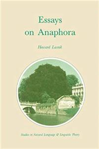 e-Book Essays on Anaphora (Studies in Natural Language and Linguistic Theory) download