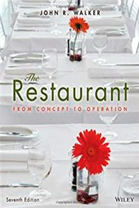 e-Book The Restaurant: From Concept to Operation download