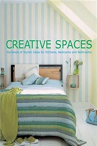 e-Book Creative Spaces: Hundreds of Stylish Ideas for Kitchens, Bedrooms and Bathrooms download
