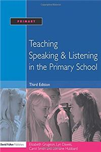 e-Book Teaching Speaking and Listening in the Primary School download