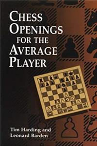 e-Book Chess Openings for the Average Player download