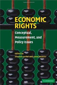 e-Book Economic Rights: Conceptual, Measurement, and Policy Issues download