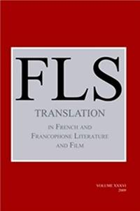 e-Book Translation in French and Francophone Literature and Film. (French Literature Series) (English and French Edition) download