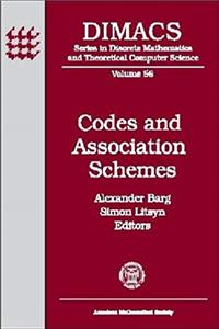 e-Book Codes and Association Schemes: Dimacs Workshop Codes and Association Schemes, November 9-12, 1999, Dimacs Center (DIMACS SERIES IN DISCRETE MATHEMATICS AND THEORETICAL COMPUTER SCIENCE) download