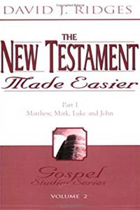 e-Book The New Testament Made Easier: Part 1 - Matthew, Mark, Luke and John (Gospel Studies Series) download