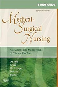 e-Book Study Guide for Medical-Surgical Nursing: Assessment and Management of Clinical Problems download