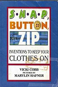 e-Book Snap, Button, Zip: Inventions to Keep Your Clothes on download