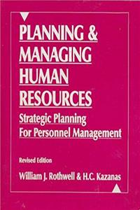 e-Book Planning and Managing Human Resources: Strategic Planning for Personnel Management download