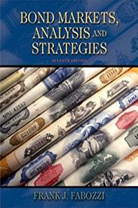 e-Book Bond Markets, Analysis, and Strategies download
