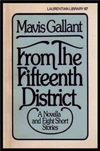 e-Book From the Fifteenth District: A novella and eight short stories (Laurentian library) download
