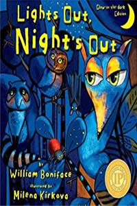 e-Book Lights Out, Night's Out: A Glow in the Dark Book (Glow-in-the-dark Editions) download