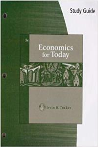 e-Book Study Guide for Tucker's Economics for Today, 5th download