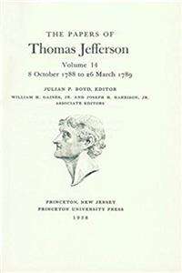 e-Book The Papers of Thomas Jefferson, volume 14: October 1788 to March 1789 download