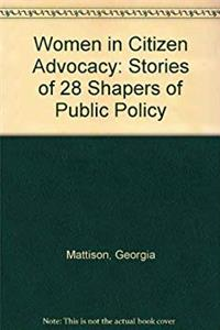 e-Book Women in Citizen Advocacy: Stories of 28 Shapers of Public Policy download