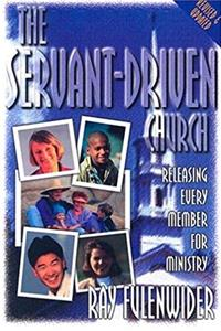 e-Book The Servant-Driven Church: Releasing Every Member for Ministry download